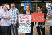 Thousand Oaks Planned Parenthood Protest 8/22/2015