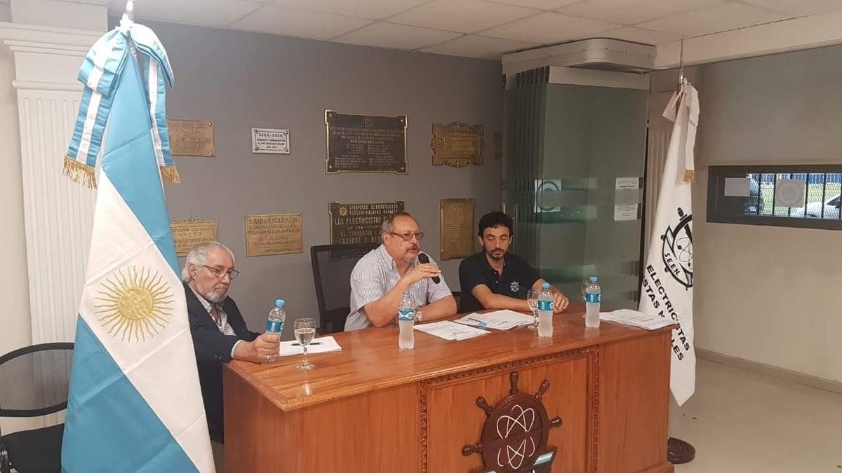 El Sindicato de Electricistas Navales de Argentina cumple 72 años / ACTUALIDAD