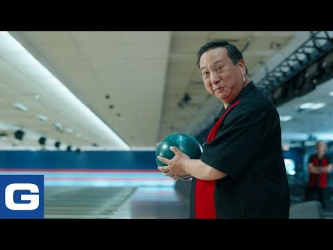 This Bowler Knows How to Strike a Pose - GEICO Insurance