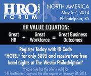 HRO Today Forum North America