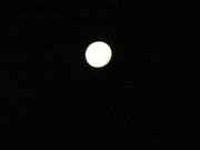 Luna llena desde Caracas