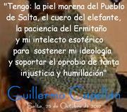 Guillermo Capellán, la paciencia del Ermitaño