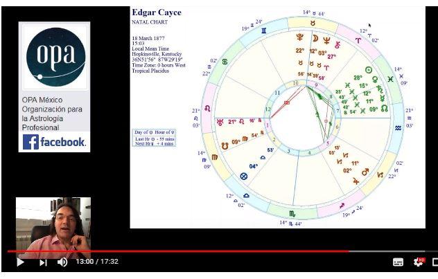 Video 3 Reencarnaciones Edgar Cayce