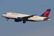 Delta Air Lines A319-114 (N345NB)
