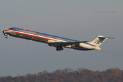 American Airlines MD-82 (N555AN)