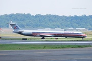 American Airlines MD-82 (N7540A)