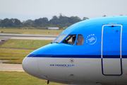 KLM Fokker 70 PH-JCH.