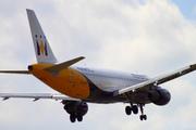 Monarch  A320-212  G-OZBB.