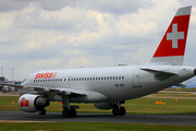 Swiss  A319-112  HB-IPS.