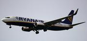 Ryanair  737-8AS  EI-EBY