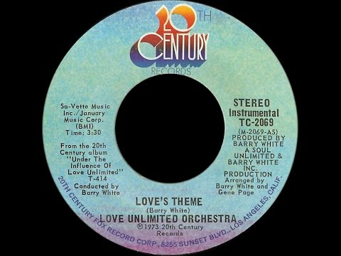 Love's Theme-Love Unlimited Orchestra