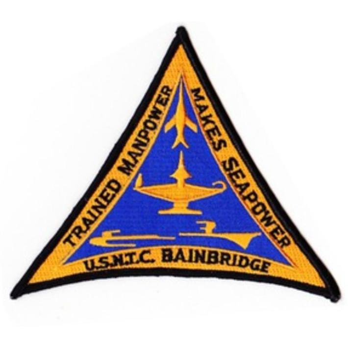 usntc Bainbridge Naval Training Center -- Fire Control Technician
