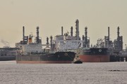 CRUDE OIL TANKERS OVER 100,000t