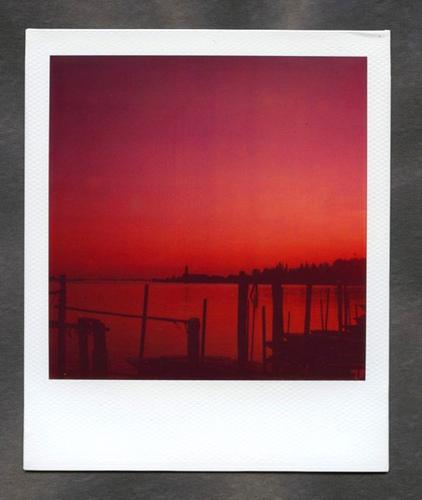 Venezia - Burano tramonto 2009