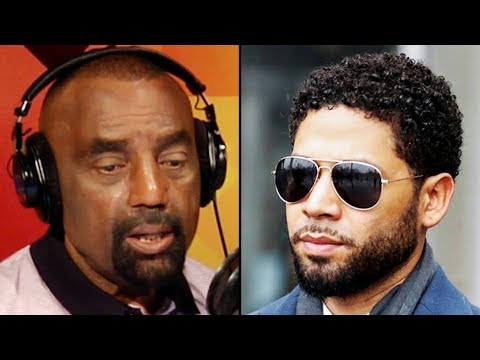 Black, Homosexual, Liberal Gets Away With It - Jussie Smollett Charges Dropped