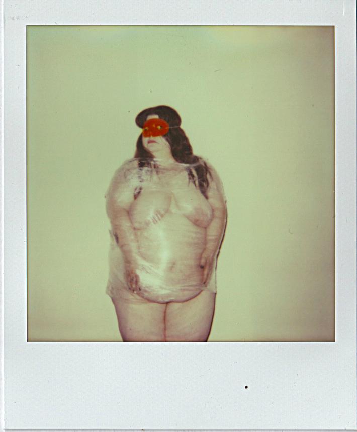 "polaroid2 serie ""Imago"""
