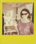 Roberta tra giallo e magenta