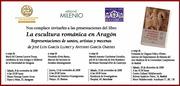Presentación de Libro sobre el Románico de Aragón