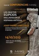 Los objetos egipcios hallados en la Hispania antigua