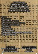 Introducción al Hebreo - Presencial.