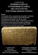 Introducción al Cuneiforme Elamita - On Line