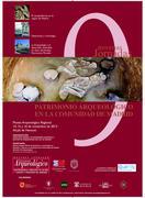IX Jornadas de Patrimonio Arqueológico en la Comunidad de Madrid