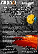 Los Sistemas de Información Geográfica en Historia y Arqueología mediante GvSIG. on line