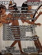 Sociedad, economía y cultura en el Egipto faraónico - On Line