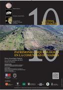 X Jornadas de Patrimonio Arqueológico en la Comunidad de Madrid