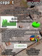 Bases de datos en historia y arqueología con software libre: Libreoffice. - On Line.