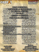 Las primeras escrituras: La lengua Hebrea. Nivel II - Presencial