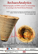 ArchaeoAnalytics 2014 Chromatography and DNA analysis in archaeology -1st meeting in the North Iberian Peninsula