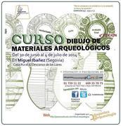 CURSO de DIBUJO DE MATERIALES ARQUEOLÓGICOS | por Dibujantes de Arqueología