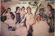 Nueva interpretación iconológico del mosaico romano de Chipre