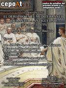 El derecho en el Mediterráneo durante la Antigüedad. - on line