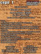 Ciencia y tecnología en el Antiguo Egipto - on line