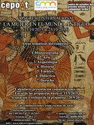 Congreso Internacional de la Mujer en el Mediterráneo Antiguo: Género, poder y representación.