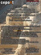 Arqueología Bíblica III: La formación de las primeras comunidades cristianas - on line