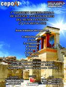 3º Congreso Internacional de Jóvenes Investigadores del Mundo Antiguo