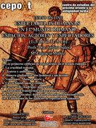 Espectáculos de masas en el Mundo Romano - on line (1-3-16 al 30-5-16)