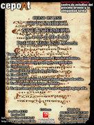 Copto Sahídico. Nivel Intermedio - On Line (1-4-16 al 30-6-16)