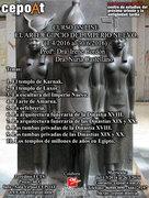 El arte egipcio del Imperio Nuevo - on line (1-4-16 al 30-6-16)