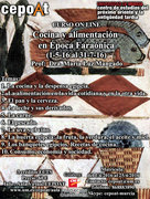 Cocina y alimentación faraónica - on line (1-5-16 al 31-7-16)