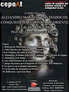 Alejandro Magno y los Diádocos: La conquista macedónica de Oriente. - on line. (1-6-16 al 30-8-16)