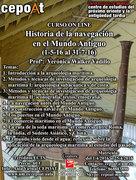 La navegación en el Mundo Antiguo y la arqueología subacuática - on line (1-5-16 al 31-7-16)
