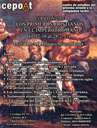 Los primeros cristianos en el Imperio Romano - on line (01/12/2016 - 28/02/2017)