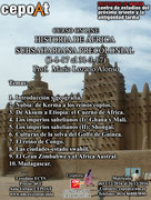 Historia de África subsahariana precolonial - on line (01/01/2017 - 31/03/2017)