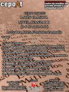 Latín clásico. Nivel Avanzado - On Line. (1-6-17 al 31-8-17)