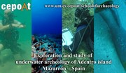 Escuela de Arqueología Prospección y estudio de arqueología subacuática de la Isla Fenicia de Adentro – Mazarrón – España (3 de septiembre al 17 de septiembre 2017)