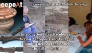 Escuela de Arqueología El Poblado Ibérico de Coimbra del Barranco Ancho – Jumilla – España (20 de agosto al 3 de septiembre 2017)